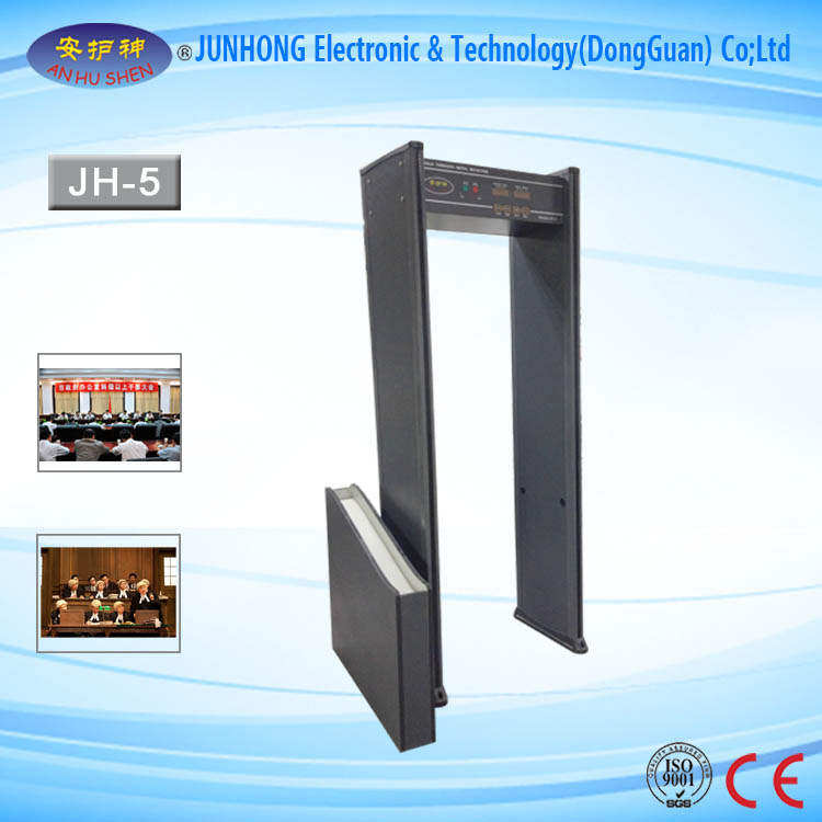 Factory Free sample Portable Dental - Checkpoint High Sensitivity Security Gates – Junhong