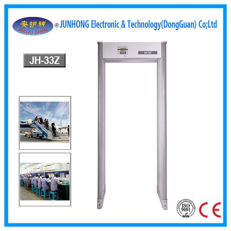 Cheap PriceList for Handheld Portable 3d Body Scanner - IEC Standard Walkthrough Metal Detector – Junhong