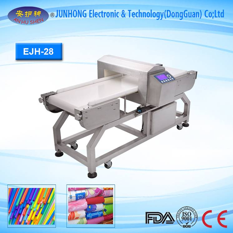 OEM/ODM Factory Auto Checkweigher Controller - Two Operating Languages Industrial Metal Detector – Junhong