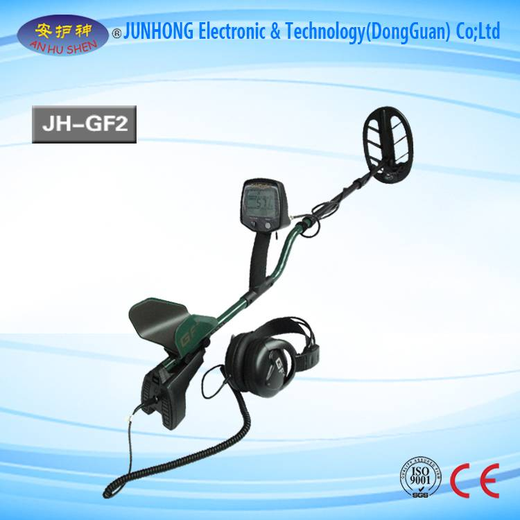 Factory wholesale Metal Detector Search Coil - Large Scan Area Gold Metal Detector – Junhong