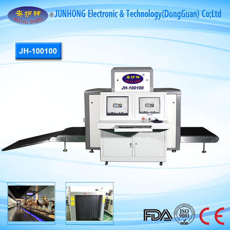 Heavy Load X-Ray Baggage Scanner