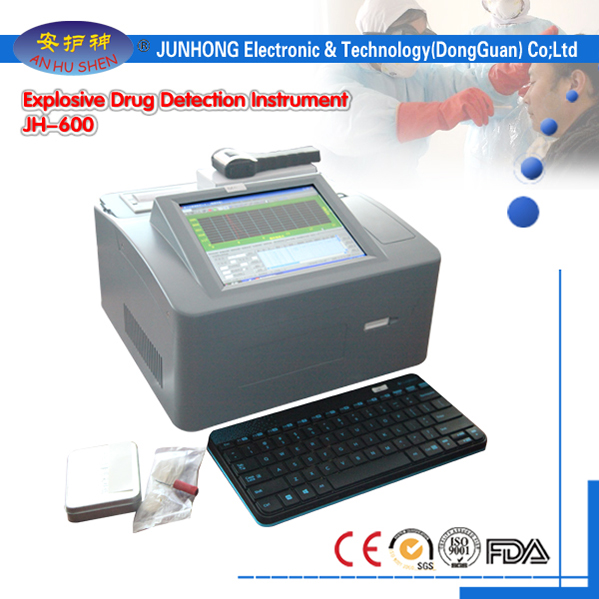 Factory For Metal Detector - Bomb Detector with Adjustable Parameters – Junhong