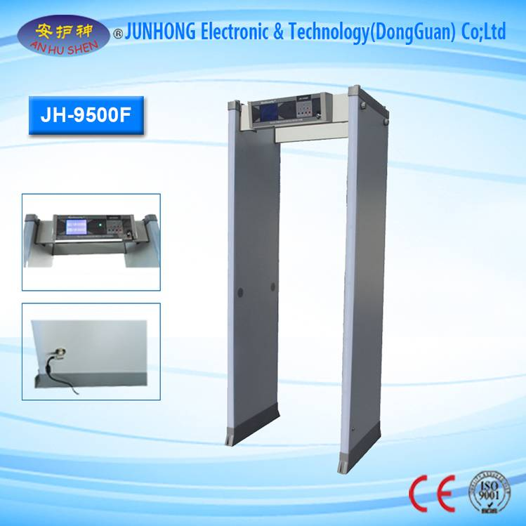 Best quality Metal Detector High Accuracy - Human Body Scanner with LCD Dislpay – Junhong