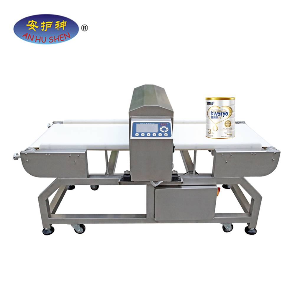 FDA Food Grade metalldetektor Machine