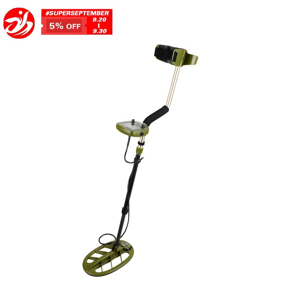 Original Factory Metal Detector Underwater - Target ID good discrimination metal and gold detector – Junhong