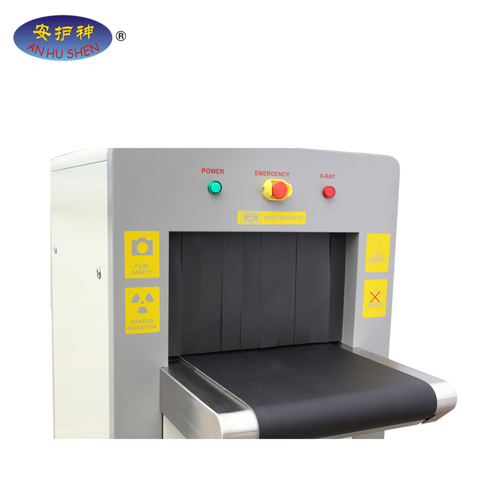 Hot-selling Bomb Inspection Detector - 5030C Security X-Ray Baggage Scanner Machine for Inspection Small Bag – Junhong