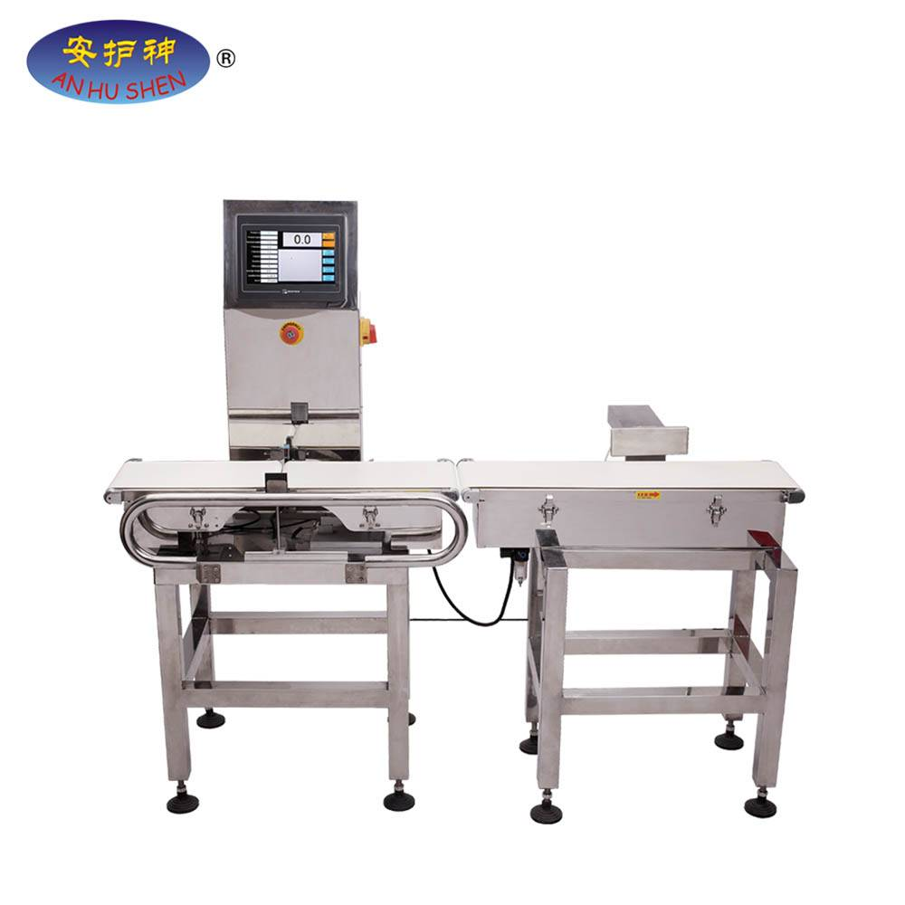 High Speed ​​Checkweigher, Automatic Angalia Weigher vifaa