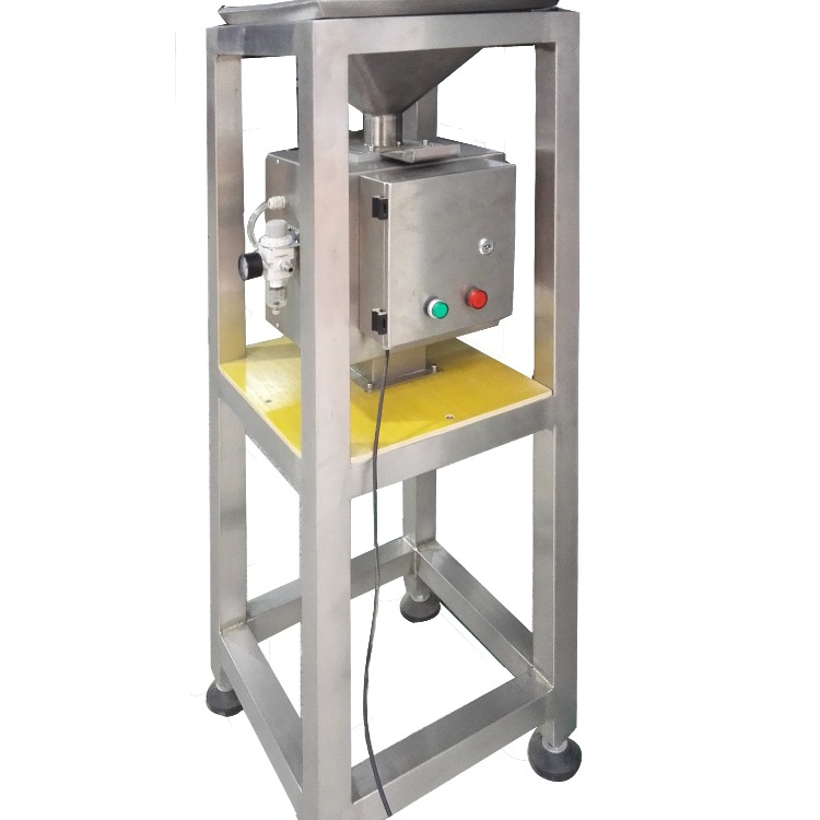 New Delivery for One Step Drug Test - Free fall gravity metal detector,separators machine for industry – Junhong