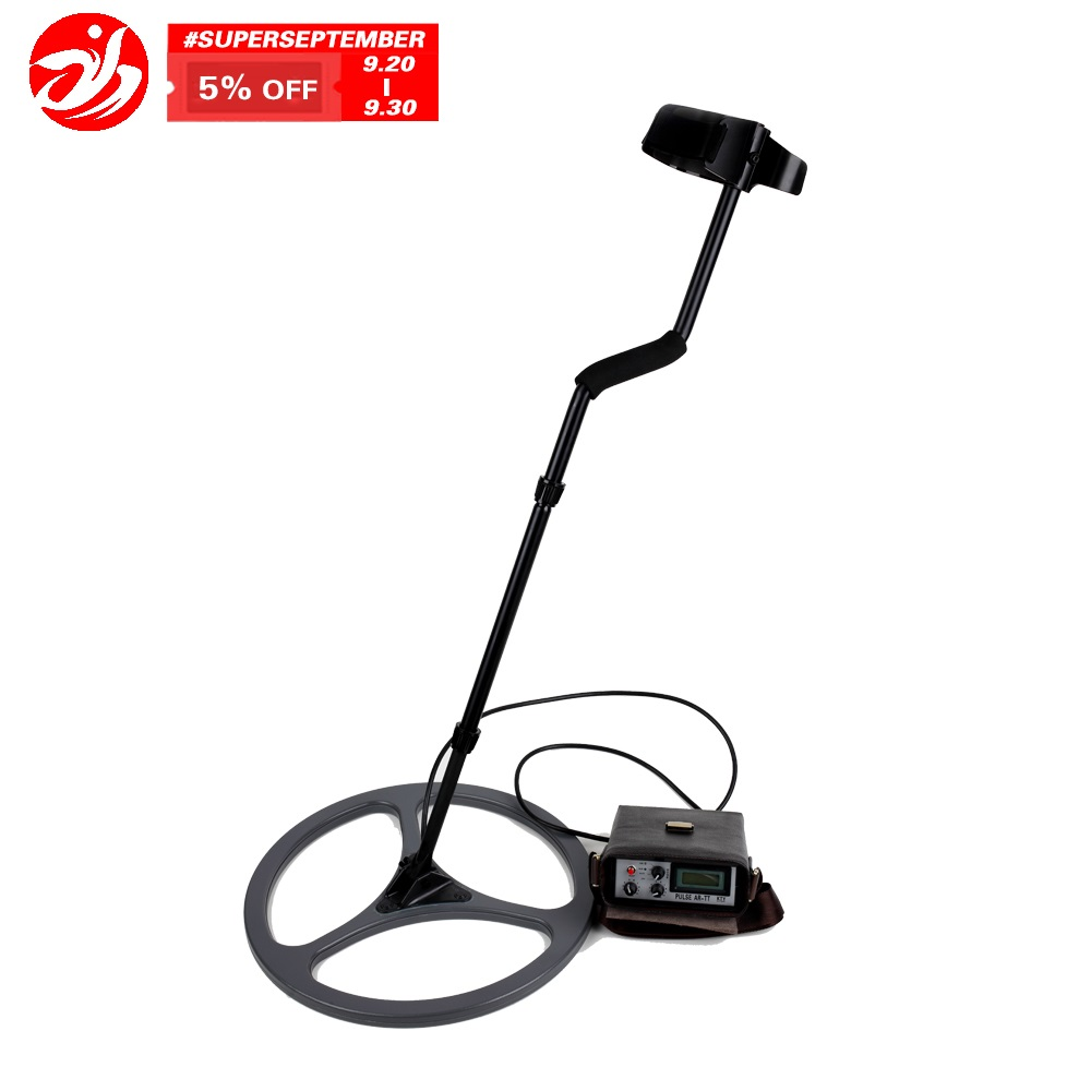 Pulse Induction Deep Underground Metal Detector for Gold Hunting