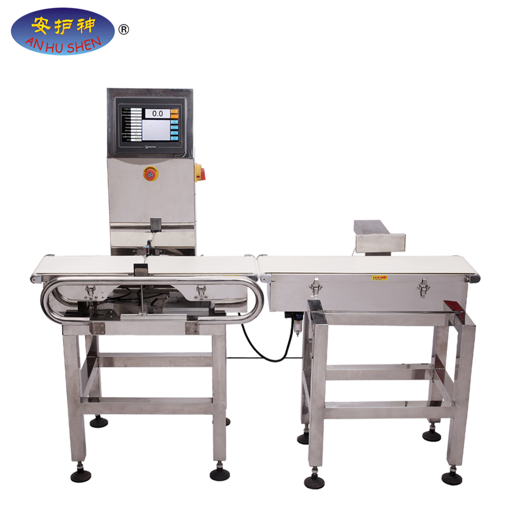 Uas Dos raug checkweigher automatic check weigher