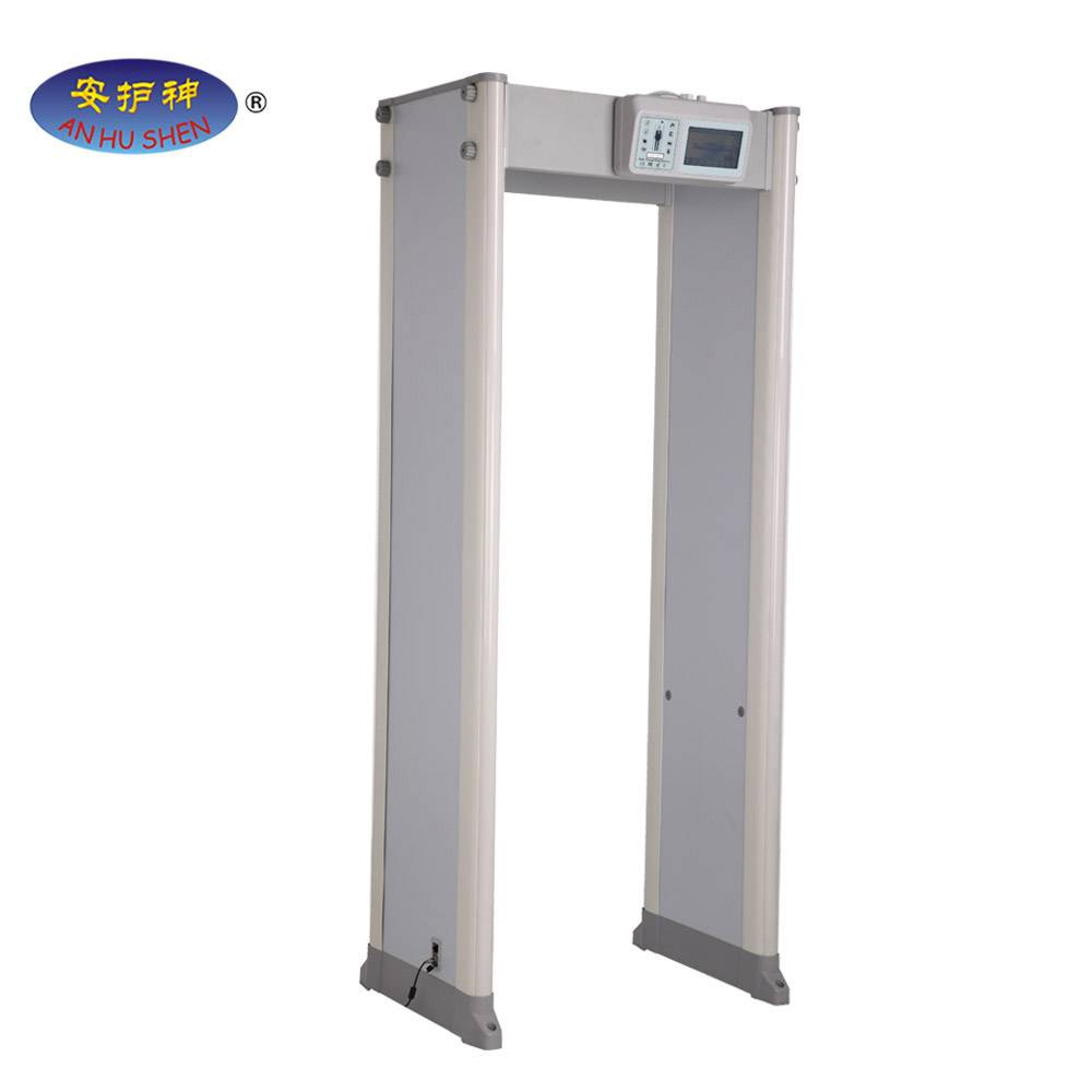 OEM Factory for Handheld Range Finder Module - Airport,Police,Bank Security Metal Detector Gate – Junhong