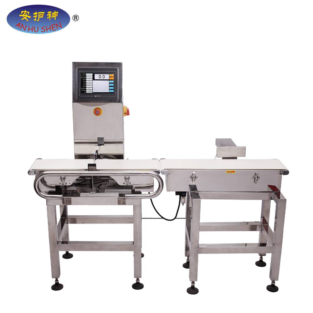 Online check weigher for fresh food/packed food EJH-W220