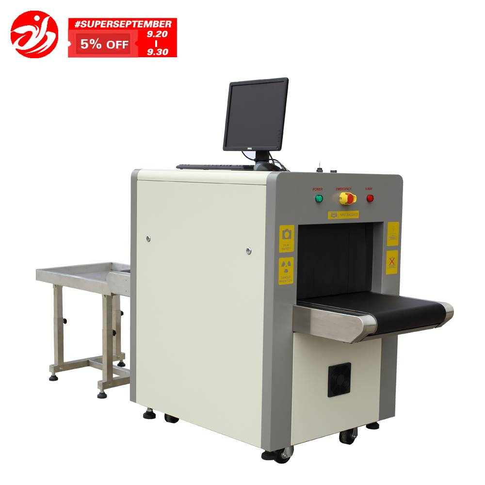 x-ray parcel scanner, x-ray equipment, baggage x-ray machine