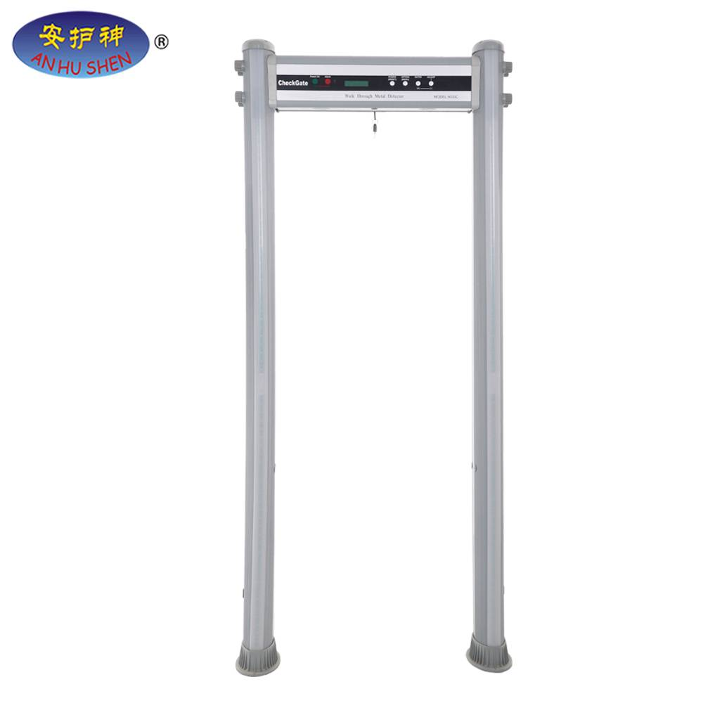 Wholesale Redar Remote Metal Detector - High Accuracy Security Checking Body Scanner,Walk Through Metal Detector – Junhong