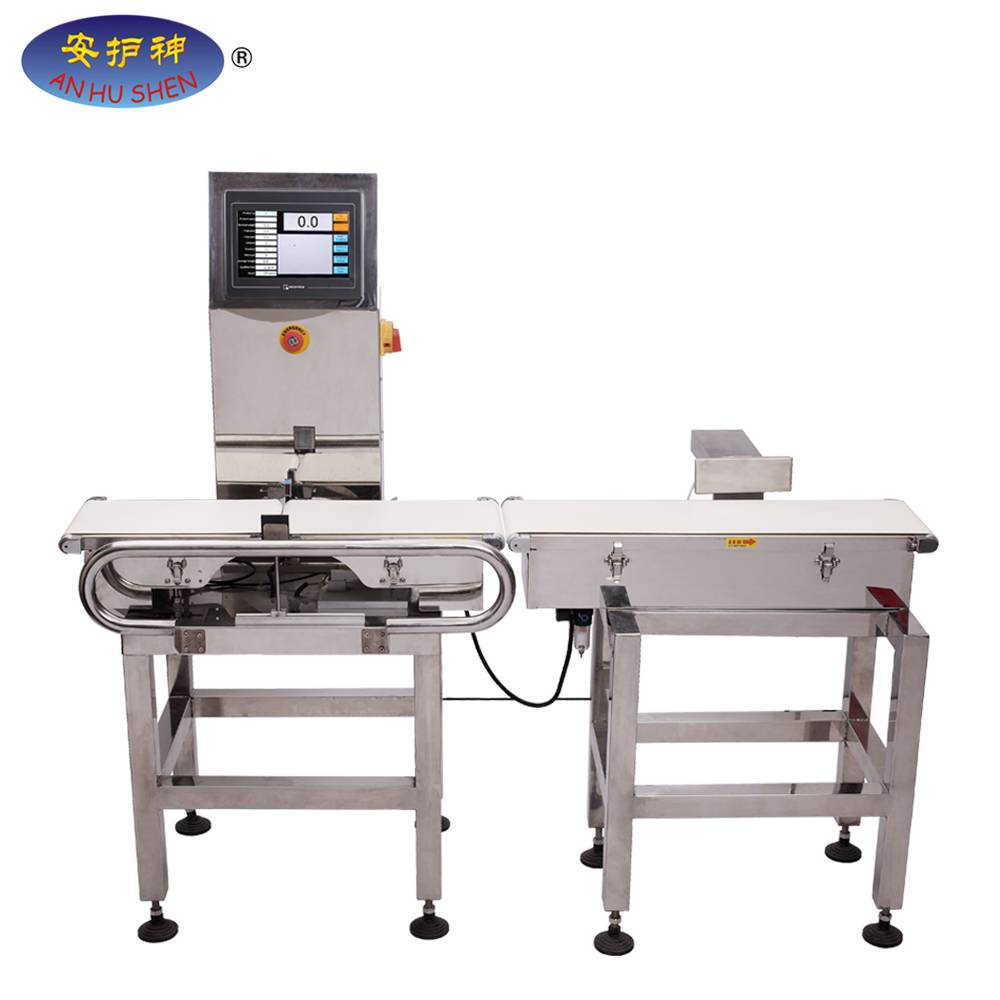 Electronic Belt Weigher ki te pūnaha automaticrecting