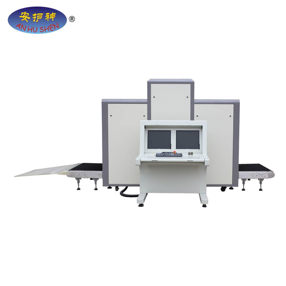 Good User Reputation for X Ray Baggage Scanner Machine - Used In Airport Cargo Luggage Security Detector X-ray Scanner Equipment JH-10080 – Junhong