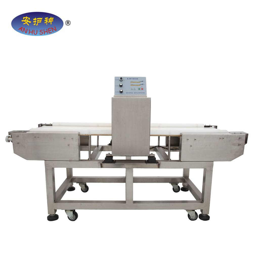 Free sample for X Ray Machineor Sale - Packaging equipment metal detection for bulk foods production line – Junhong