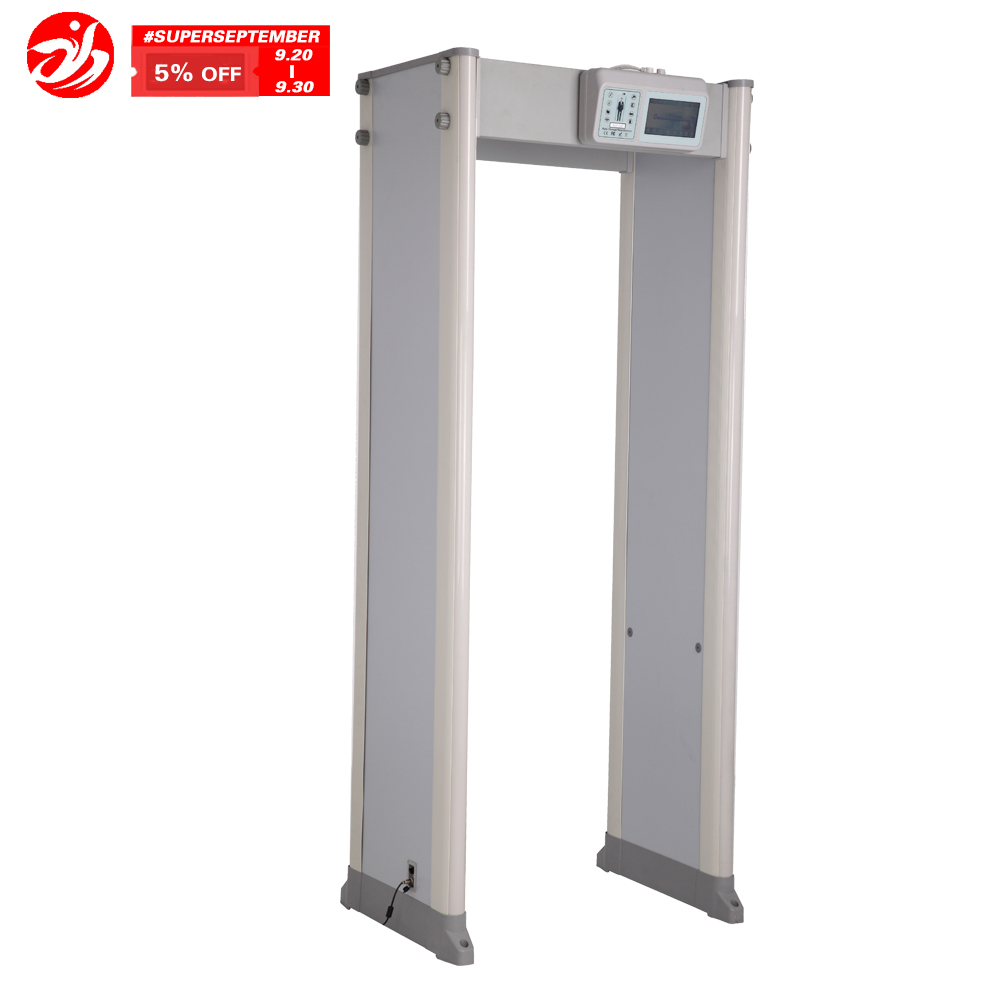 Hot-selling 6550 – Security System - Best quality Security Walk through Metal Detector Gate – Junhong