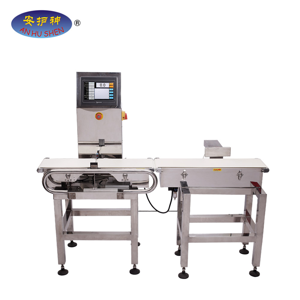 Seafood Fish Atomatik Duba Weigher Da Touch Screen Weight Checker for kunsasshen Abinci