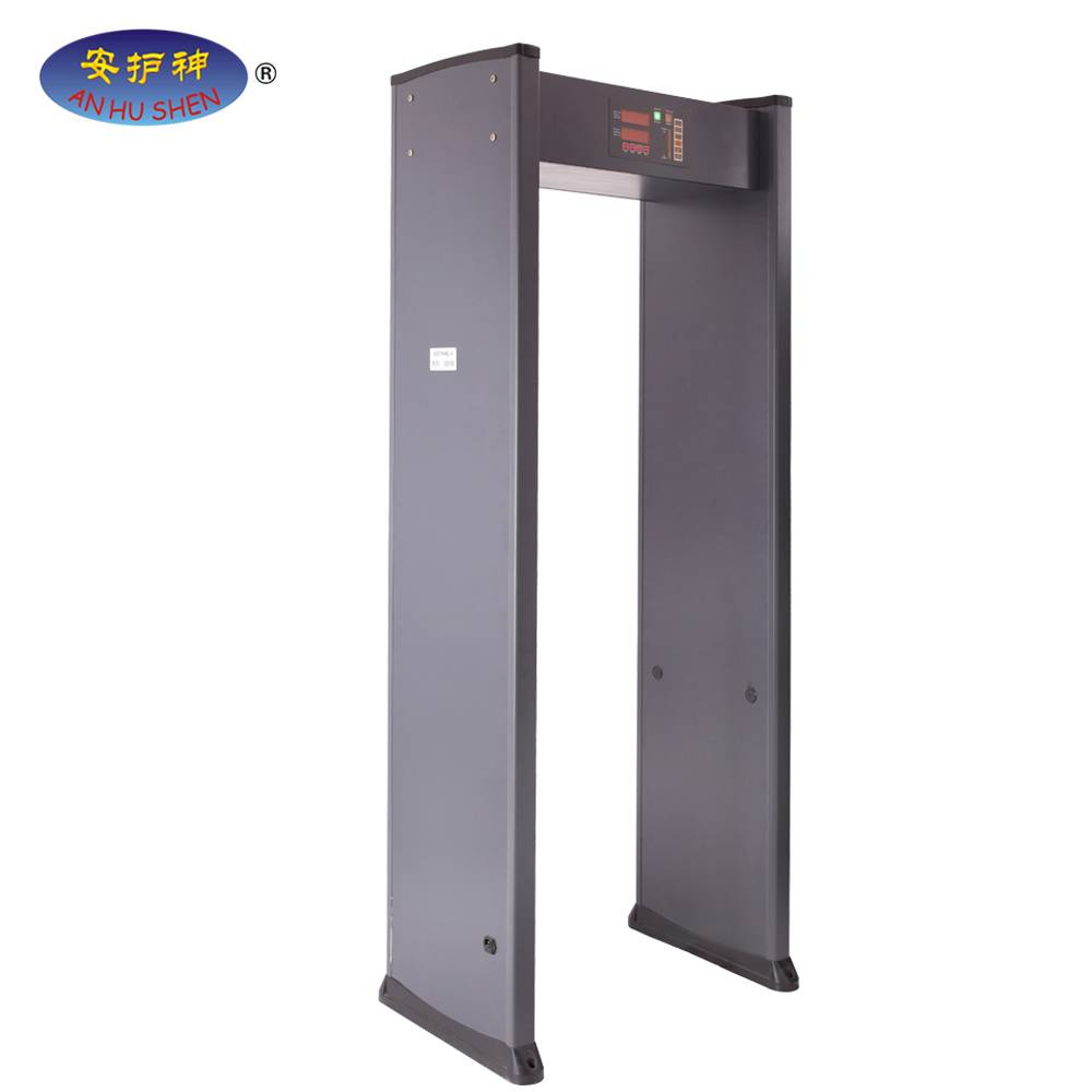 OEM Factory for C-arm Fluoroscopy X-ray Machine - Cheapest price door frame metal detector JH-1S – Junhong