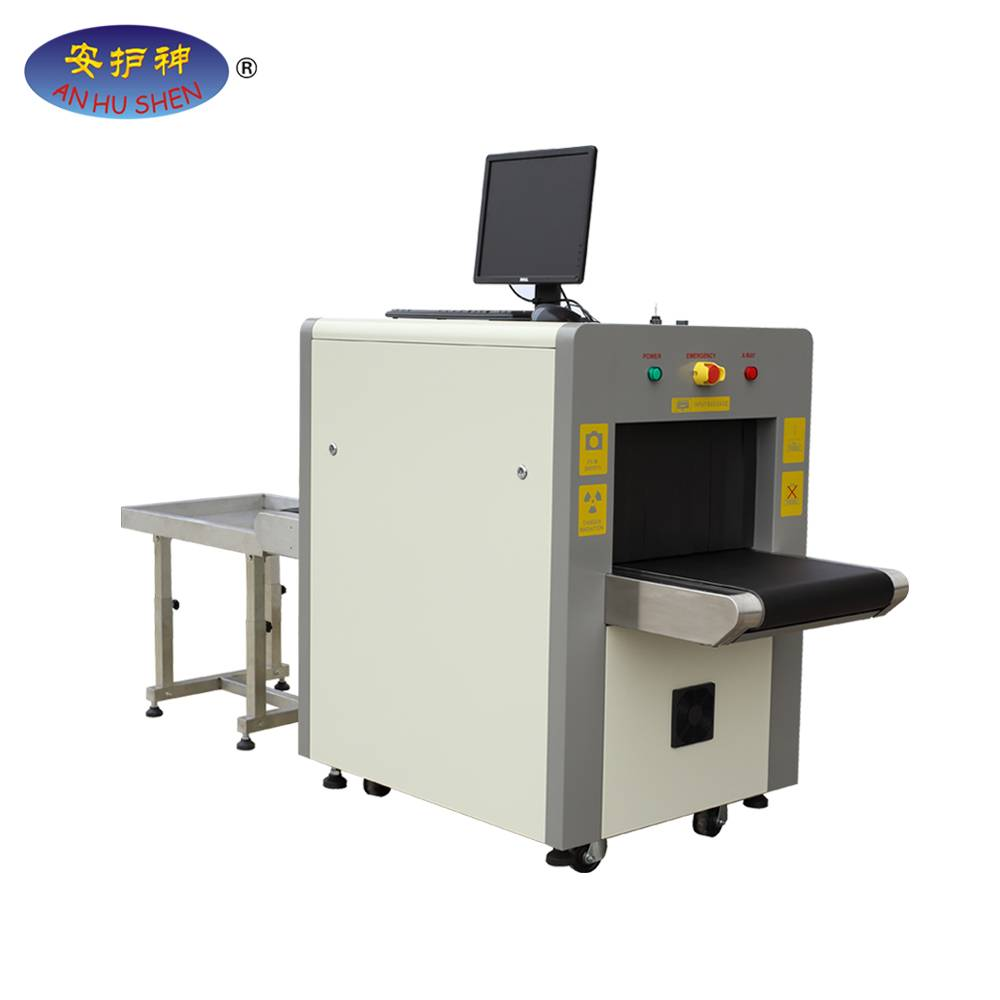 airport computer tomography x-ray baggage scanner security equipment