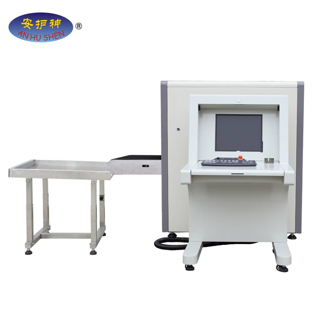 x ray bagaj scanner x ray bihayê machine gemiyê ji bo colombia