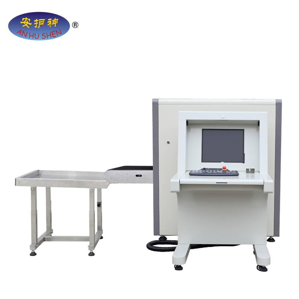 The Economical Security Inspection X Ray Luggage Scanner / Xray Baggage Scanner