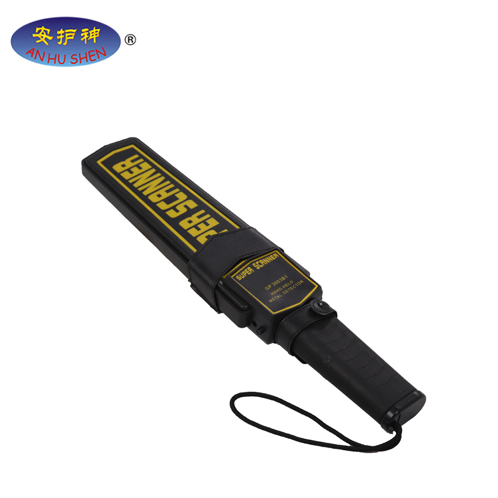 PriceList for Wallet And Key Finder - New Hand-held Metal Detector police guns and weapons super scanner – Junhong