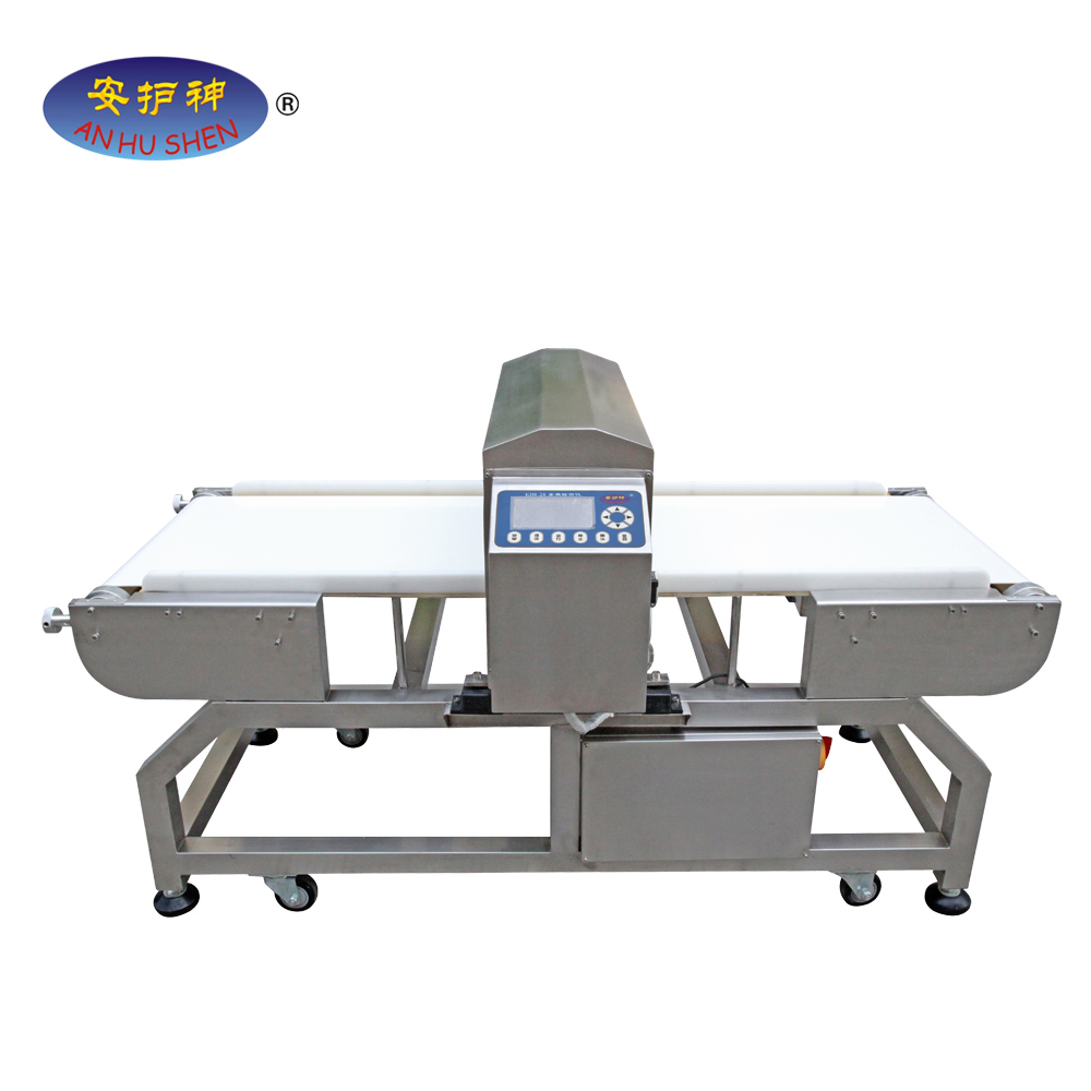 2017 High quality Garments Needle Detector - FDA food grade belt conveyor type food metal detector – Junhong