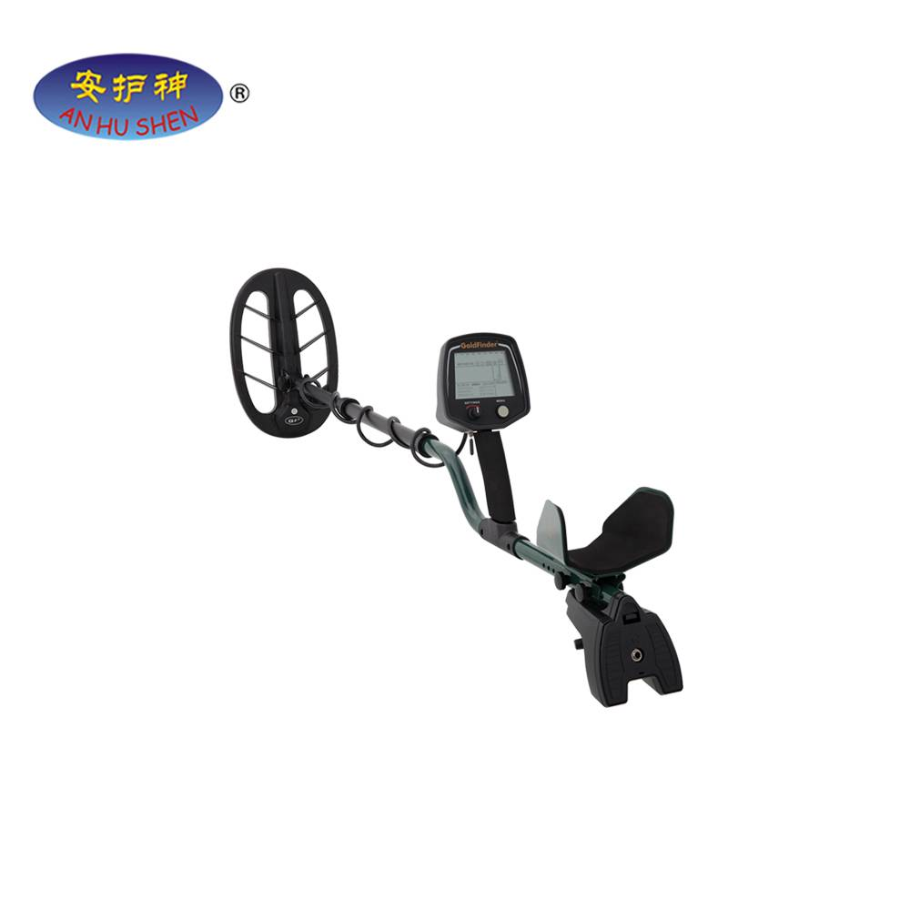 Hot Selling for Cheap Ground Metal Detector - Handheld Underground Gold Metal Detector Made in China – Junhong