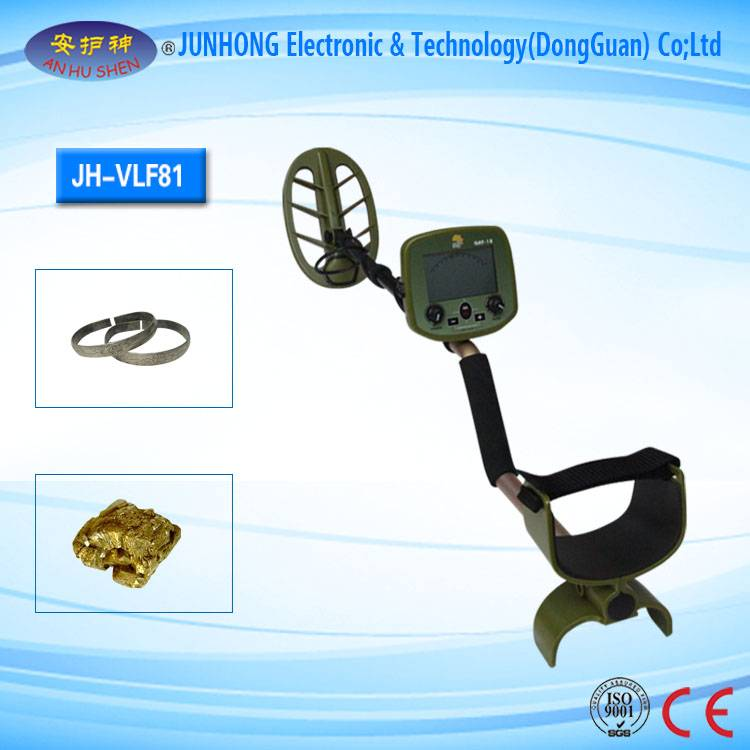 Professional China Metal Detector For Food Industry - Brilliant Metal Detector For Gold – Junhong