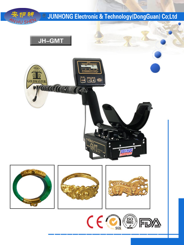 Multi-Function And Automatic Level Gold Detector