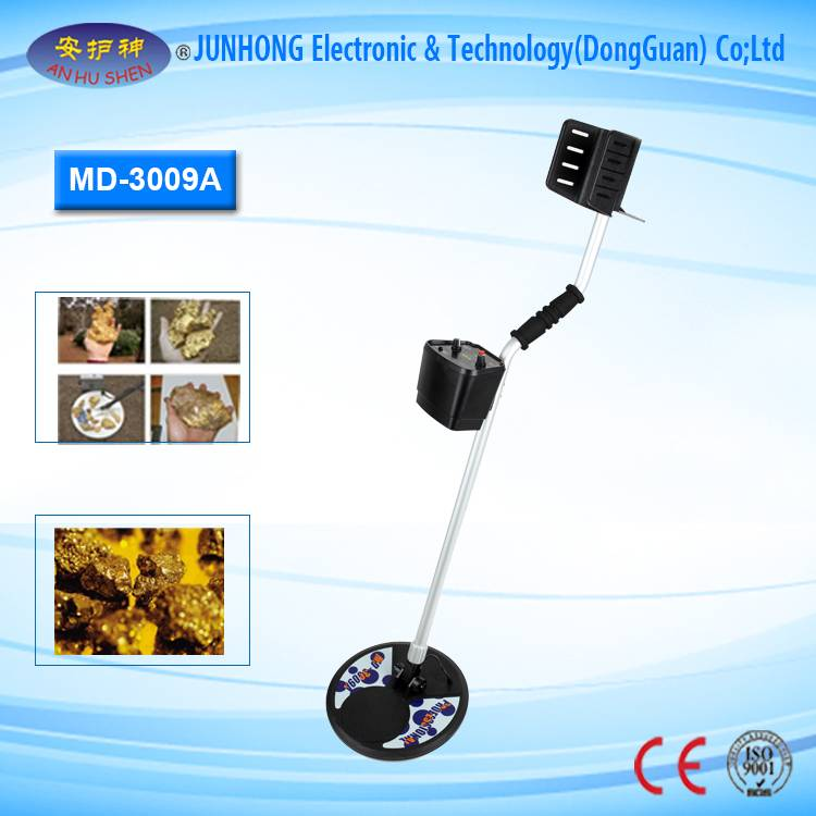 Factory Supply Digital X Ray Sensor System - Ground Deep Searching Metal Detectors For Mining – Junhong