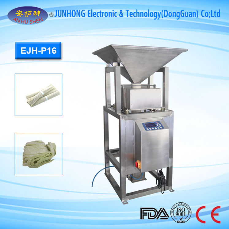 Chemical Powder Metal detector