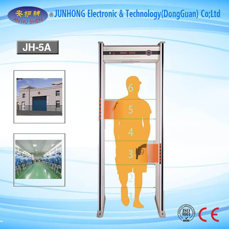 High Technology Full Body Detector