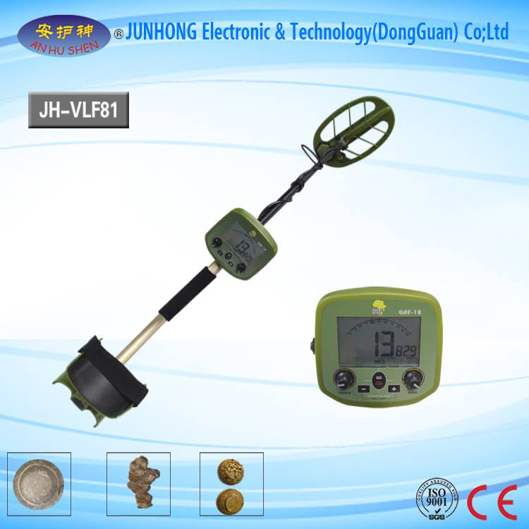 China wholesale Best Mineral Detector - High Precision Metal Detector For Gold And Diamond – Junhong