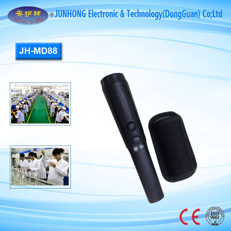 professional factory for Bomb Explosives Trace Detectors - Highly Stable Hand Held Metal Detector – Junhong