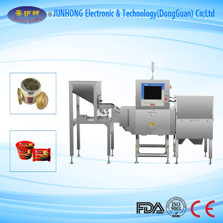 Food X-ray Inspection Machine With Touch Screen