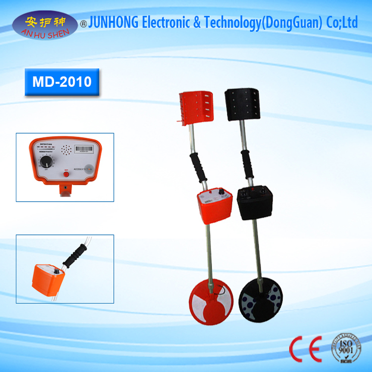 High Quality for Led Screen Metal Detector - Free Shipping Hand Held Gold Detector – Junhong