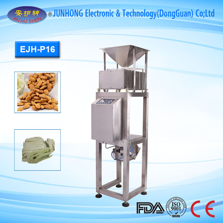 OEM Factory for Non Standard Multihead Weigher - Digital Style Gravity Free Fall Metal Detector – Junhong