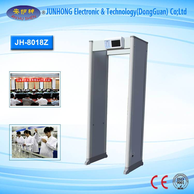Reasonable price for Pinpoint Metal Detector - Walk Through Metal Detectors For Bank Security – Junhong