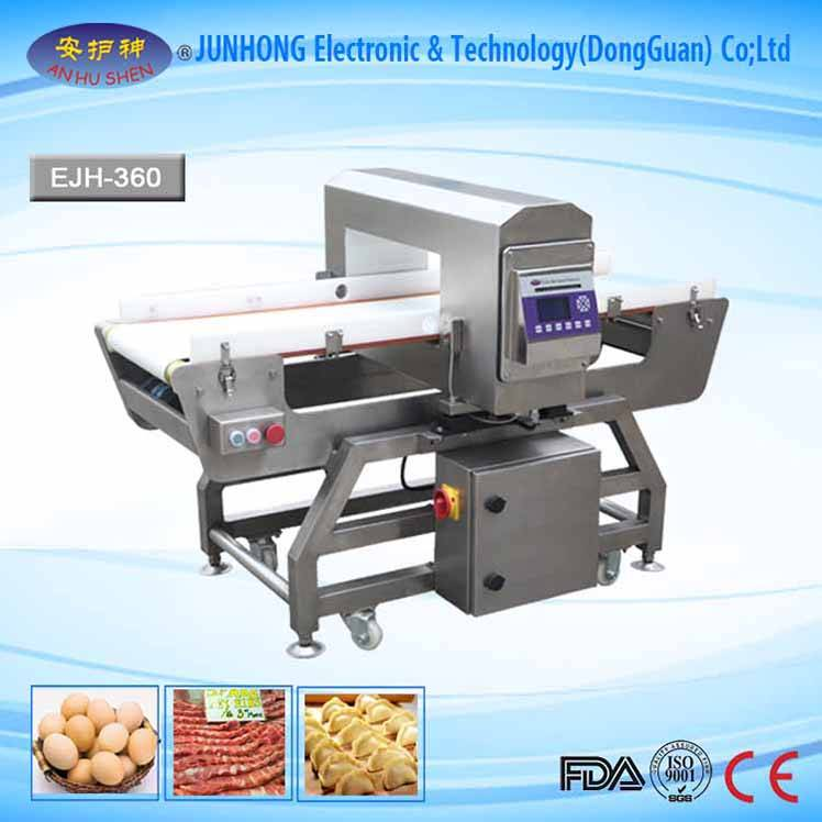 Manufacturer for Textile Needle Detector - Processing Snack Food Metal Detector – Junhong