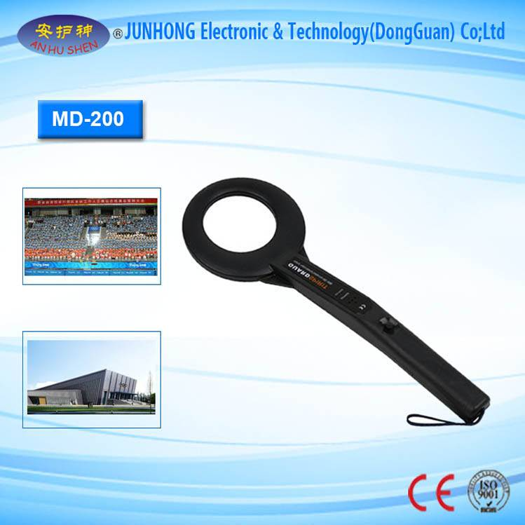 One of Hottest for X Ray Machine Unit - Guard Safety Hand Held Metal Detector For Sale – Junhong