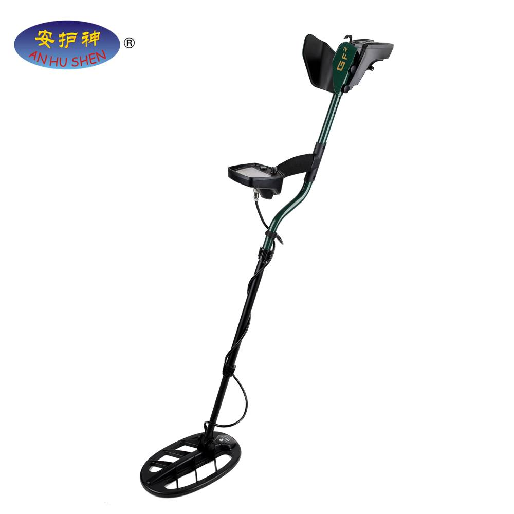 Europe style for Plastic Industry Metal Detector - hot selling gold finder 2 underground metal detector – Junhong