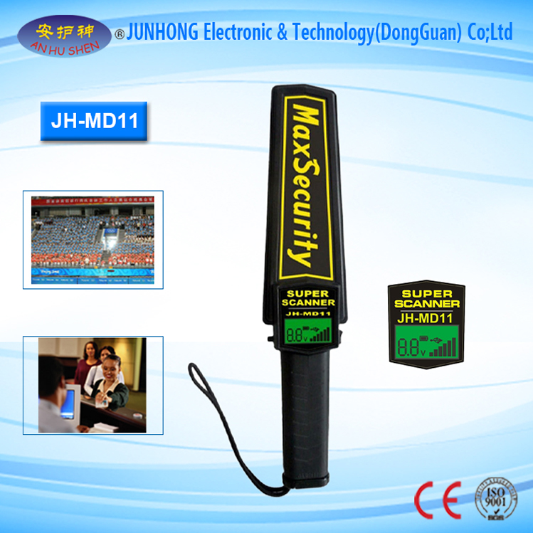 Excellent quality Ferromagnetic Material For Sale - Handheld Highly Sensitive Super Scanner – Junhong