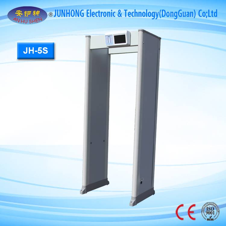 Factory Free sample Mobile Dental Unit Price - Strong Anti-Theft Glass Security Walk Through Doors – Junhong