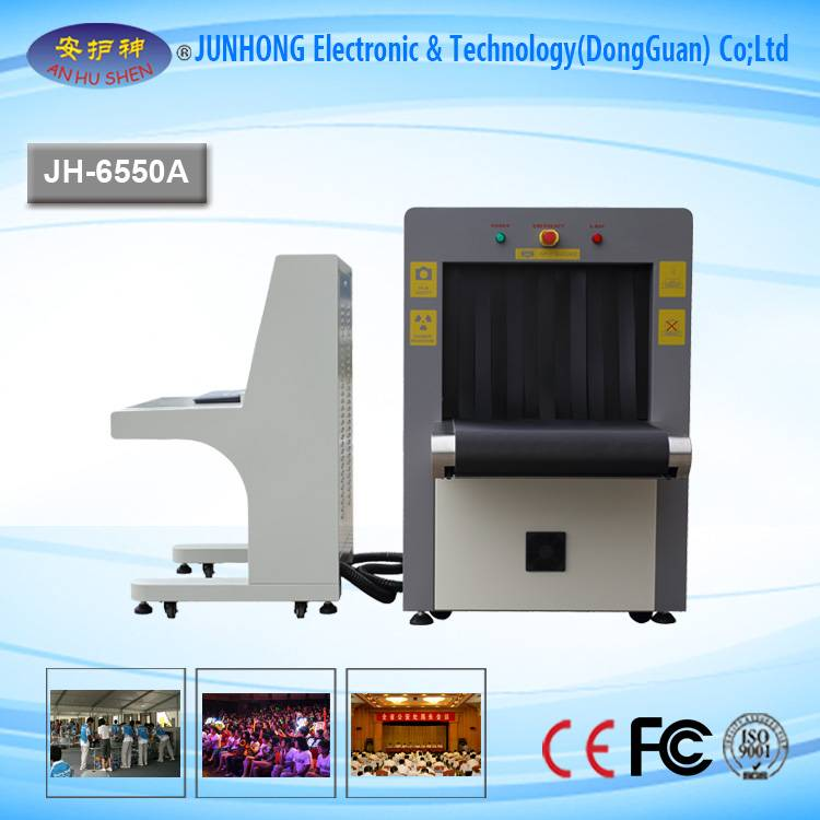 factory low price Satellite Finder - 6550 X Ray Luggage Scanner Inspection Systems Machine – Junhong