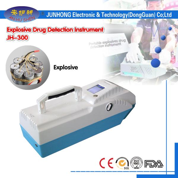 Wide Operating Temperature Drug Detector