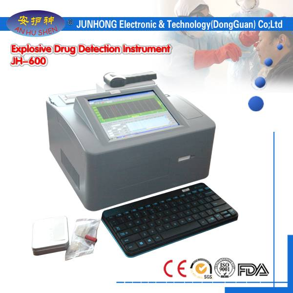 High Quality və həssaslıq Desktop Drugs Detector