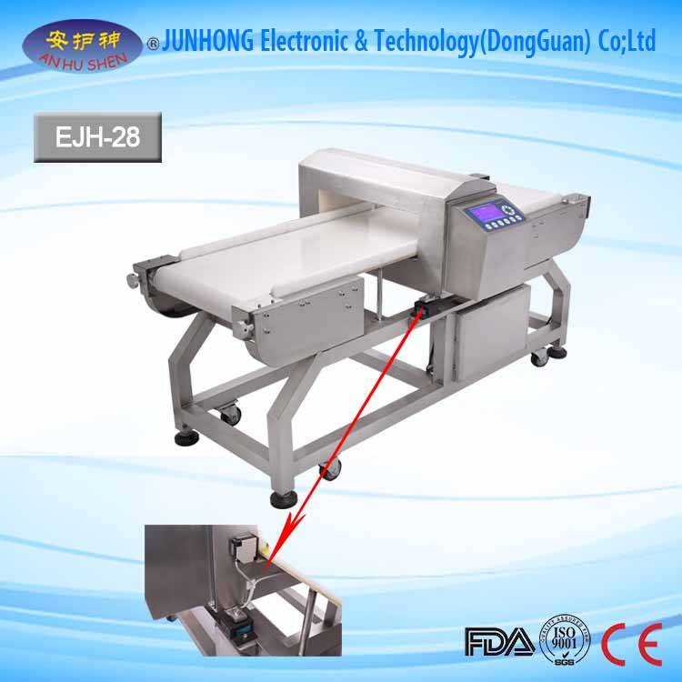 Special Design for Body Fat Analyzer - Digital conveyor metal detector for bakery products – Junhong